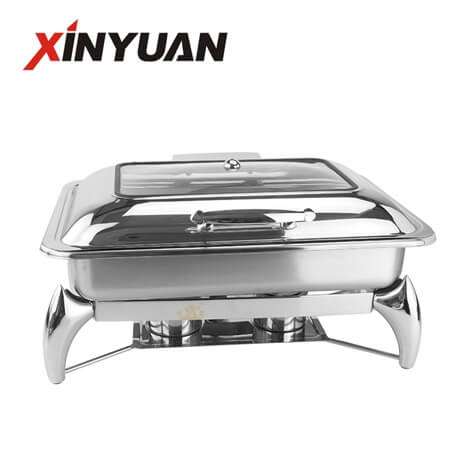 stainless steel chafing dish manufacturer