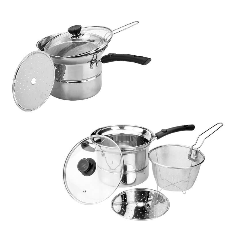 stainless steel cooking utensils factory stir fry pan price