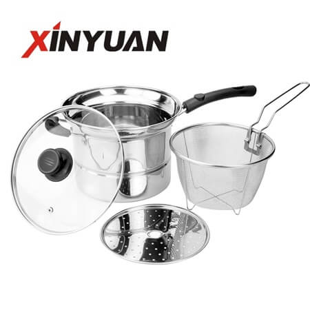 stainless steel cook ware manufacturer