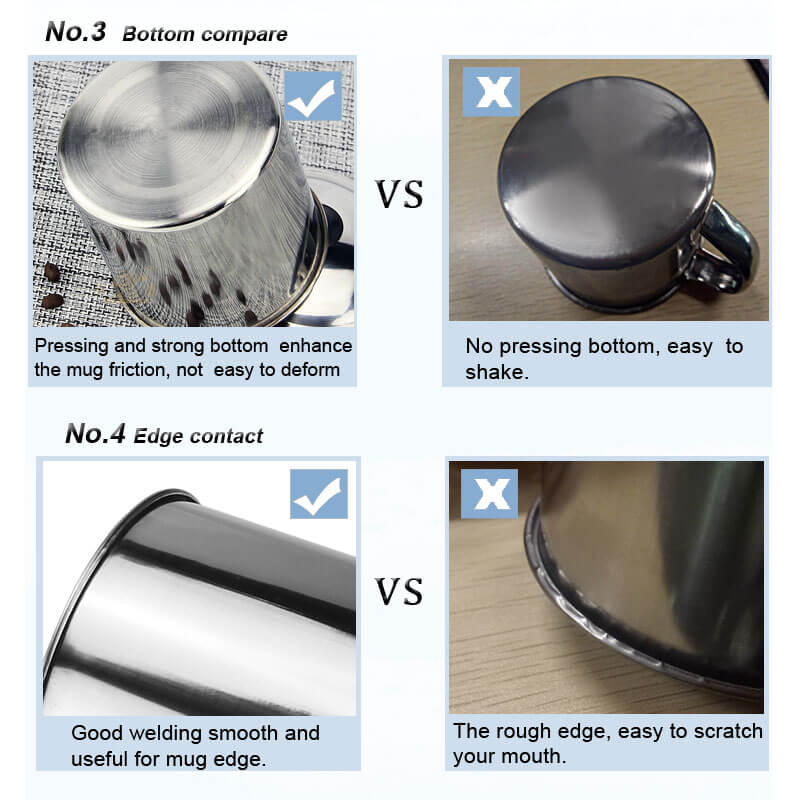 stainless steel mug price