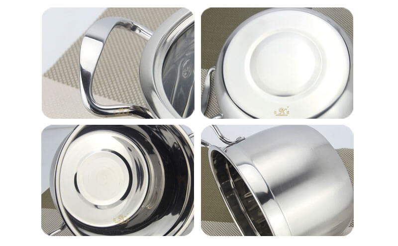 stainless steel pans factory kitchen pots and pans wholesale