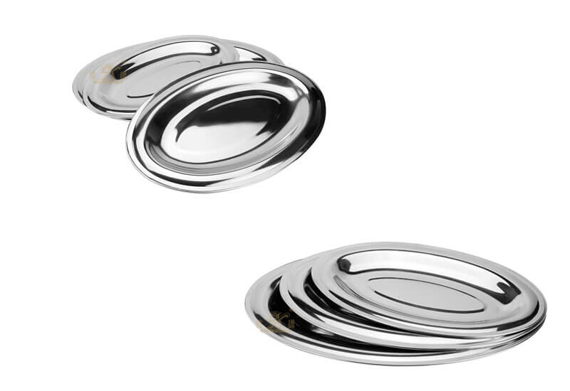 stainless steel serving trays manufacturer