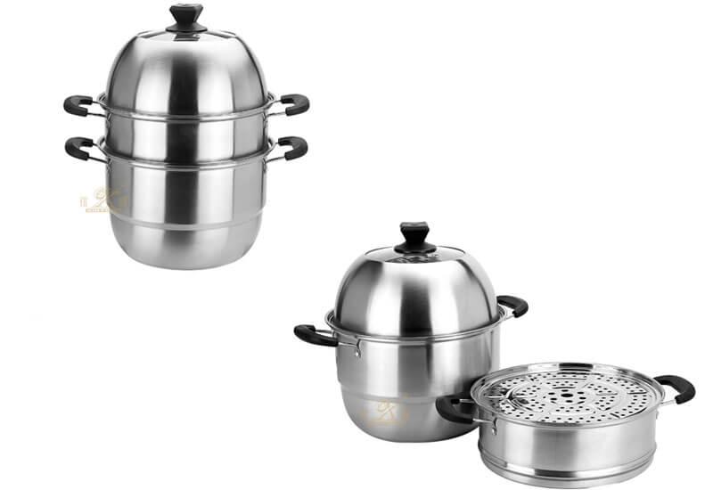 steamer pot factory pan manufacturer