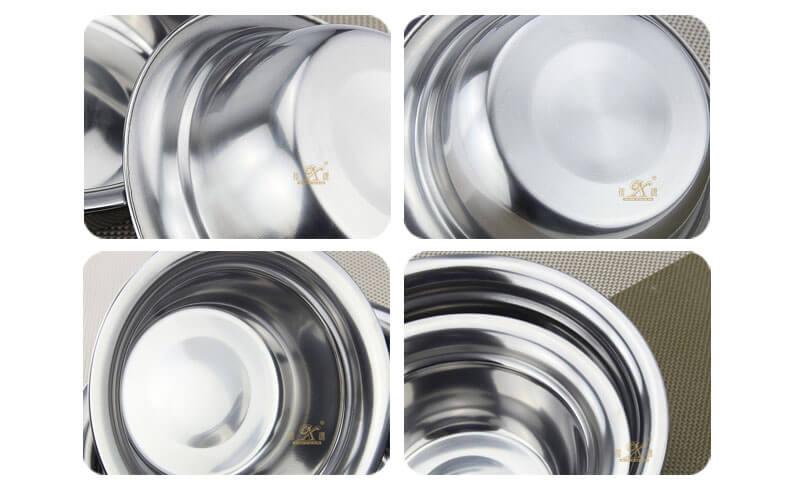 steel bowl OEM serving bowls wholesale