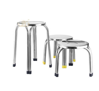 outdoor chair odm stainless steel chair factory