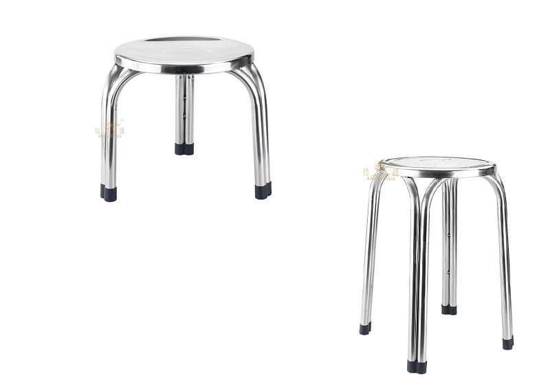 outdoor chair odm stainless steel chair manufacturer