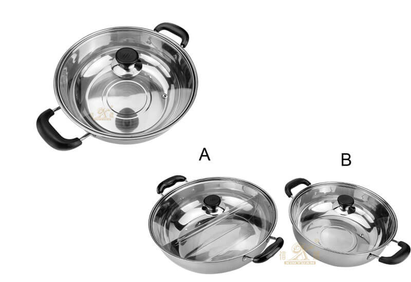 steel pot factory best skillet pan manufacturer