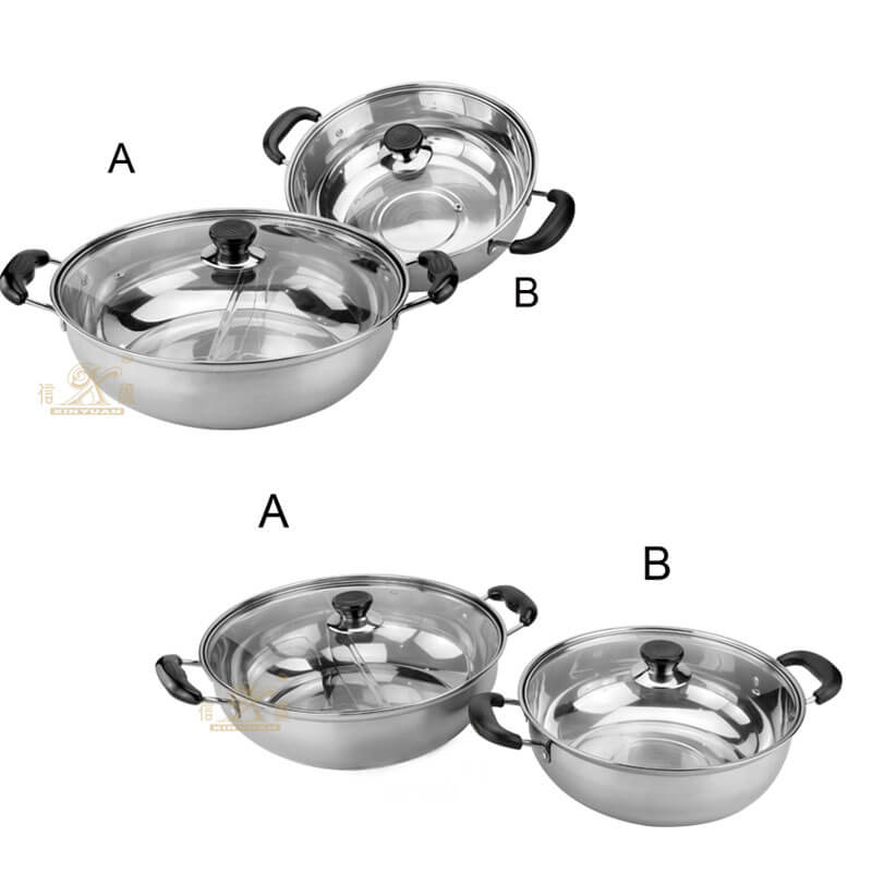 steel pot factory best skillet pan supplier