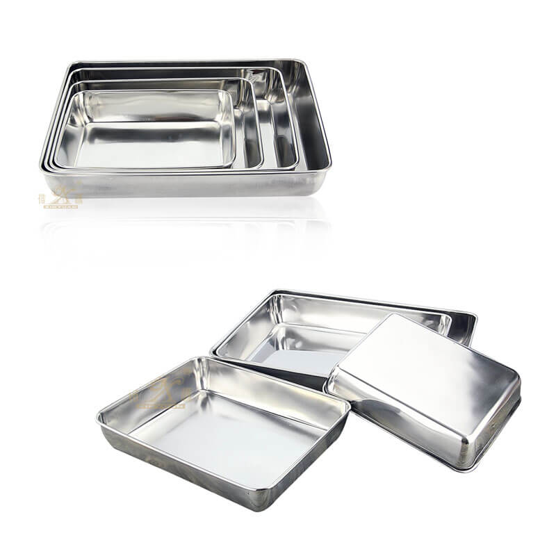 gold tray serving wholesaler rectangular serving tray supplier