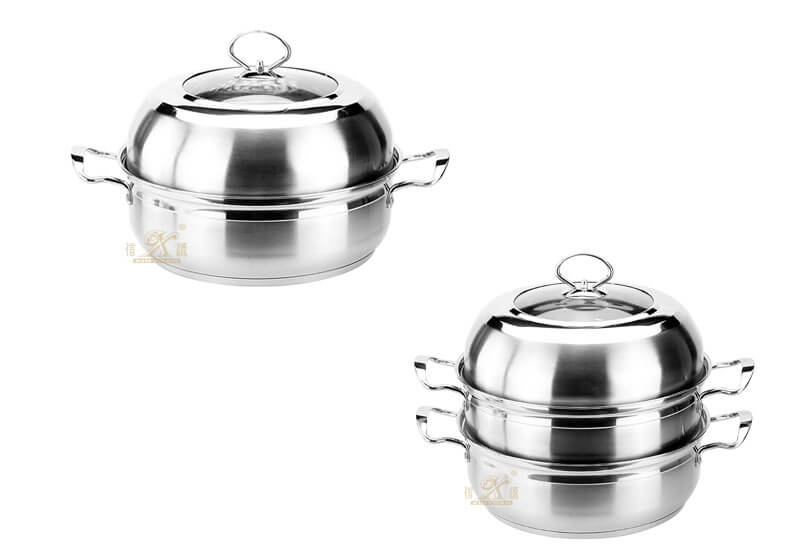 surgical steel cookware factory stainless saucepan manufacturer