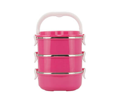 tiffin lunch box OEM character lunch box factory