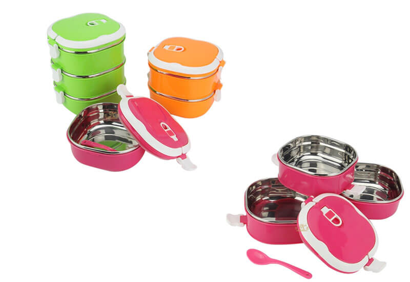 tiffin lunch box OEM character lunch box manufacturer
