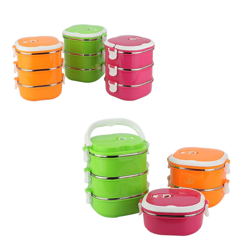 tiffin lunch box OEM character lunch box supplier