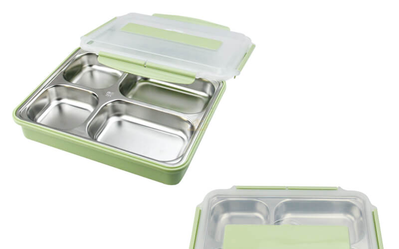 serving tray with lid cheap