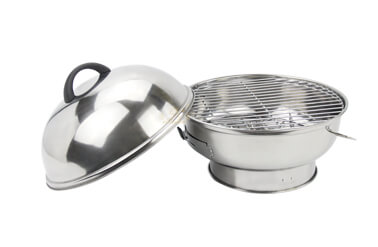 charcoal grill import