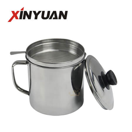 oil mug of stainless steel excellet durable