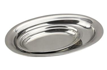round modern tray import