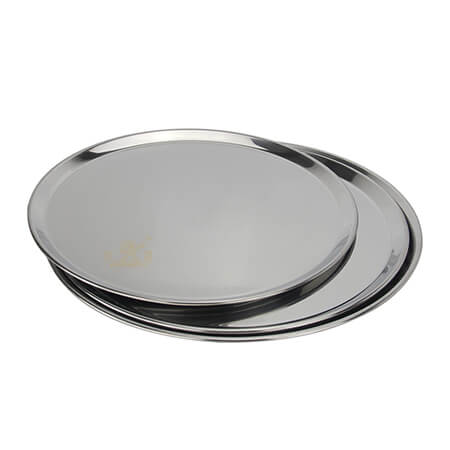 Do you know the advantage of stainless steel platter ?