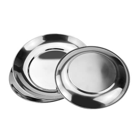 stainless steel platter supplier
