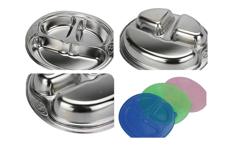 circular tray export