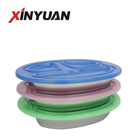 Circular tray of manufacturer high quality stainless steel FT-00619