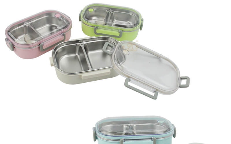 metal lunch containers manufacturer