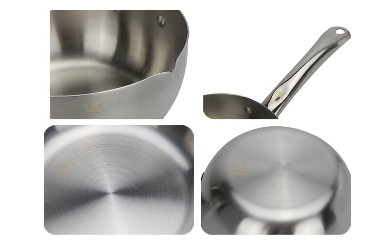 skillet pan factory large frying pan export