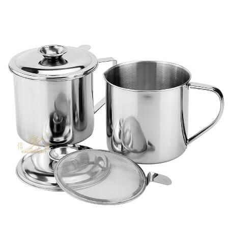 stainless steel filter mug export