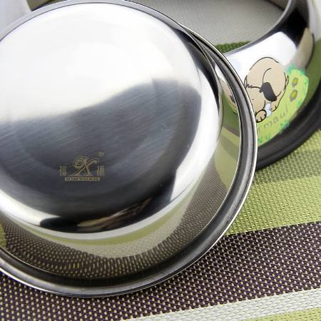 stainless steel pet bowl import