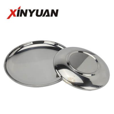 round serving tray oem