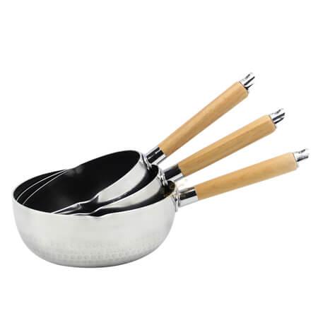 Non-stick pan factory