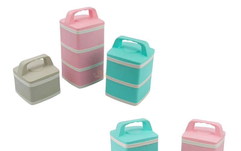 seal food lunch box supplier stainless steel food container factory