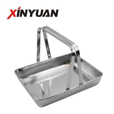 double handle tray import
