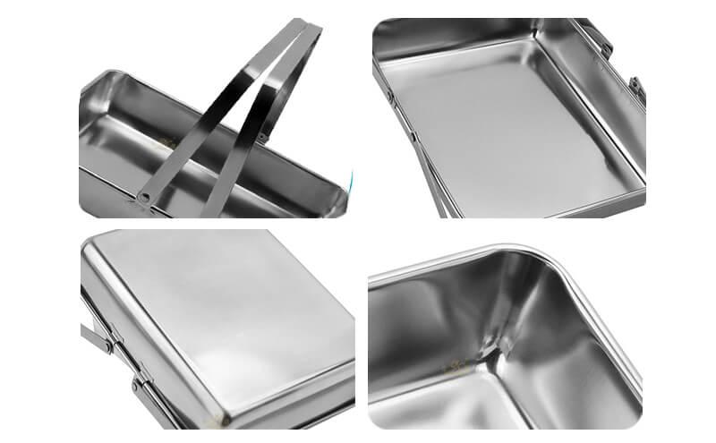 double handle tray ODM