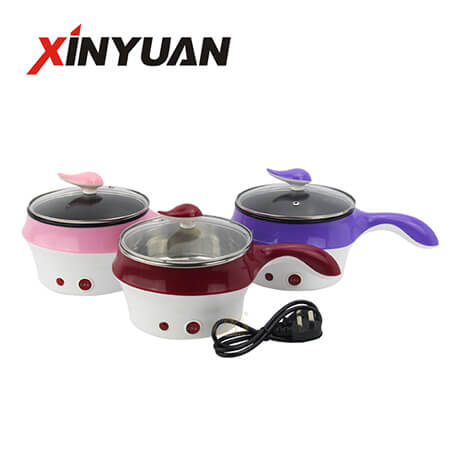 electric food cooking pot of export tainless steel multi-function electric skillet excellent quality
