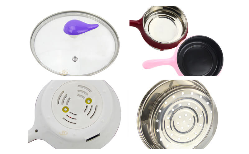 electric food cooking pot wholesale electric skillet odm