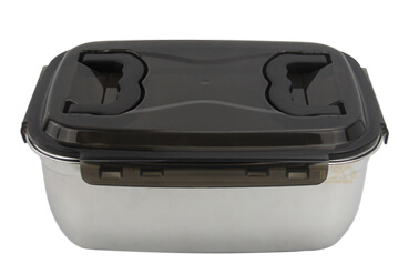 stainless steel container import food storage box oem