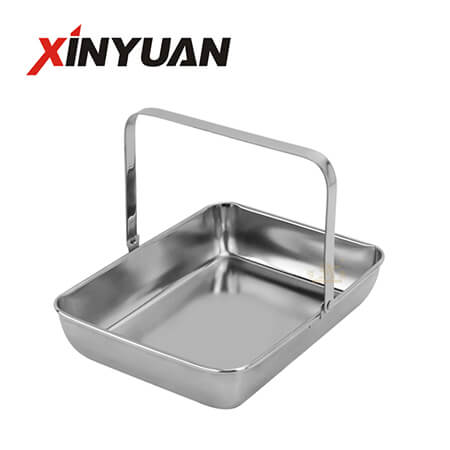 Portable Rectangle Dish Are Suitable For Various Hotel Applications FT-00605-B