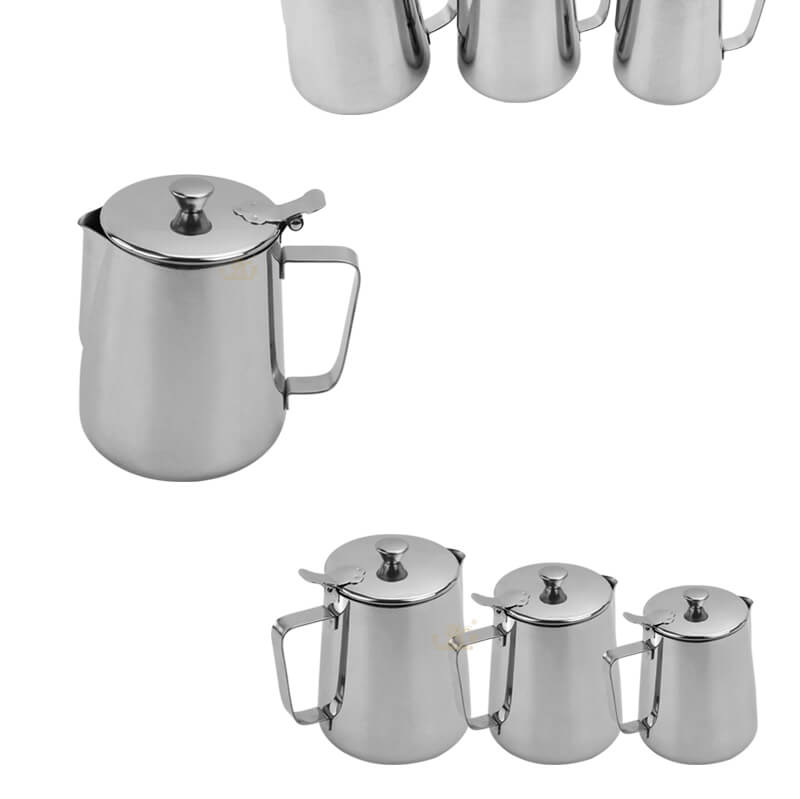 coffee steaming pitcher import milk frothing pitcher supplier
