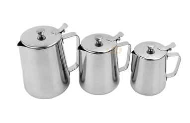 coffee steaming pitcher import milk frothing pitcher OEM