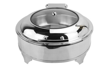 round chafing pot OEM