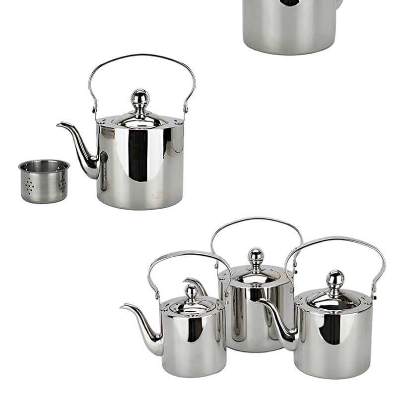 coffee beverage kettle export a teapot set supplier