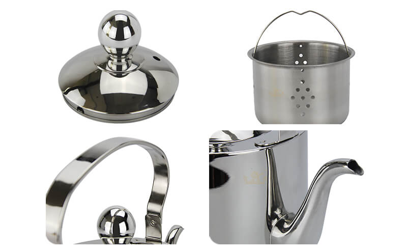 coffee beverage kettle export a teapot set ODM
