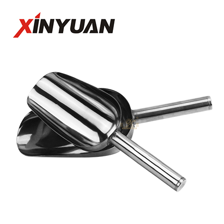 Multi-purpose scoop of stainless steel mini shovel supports OEM