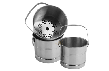 small beer bucket export champagne beverage bucket OEM