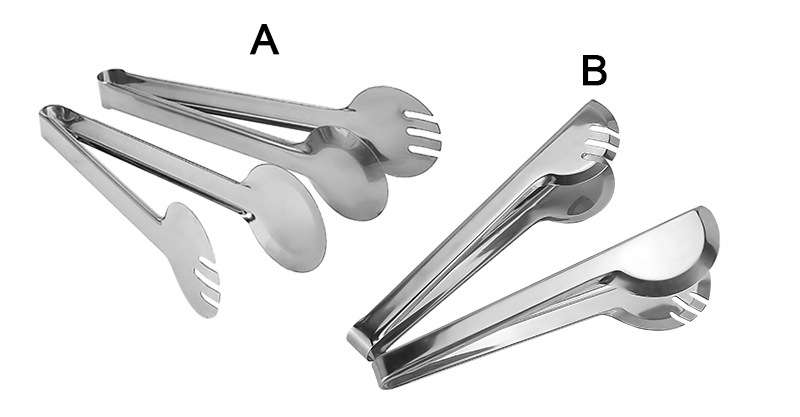 stainless steel tools food clip supplier