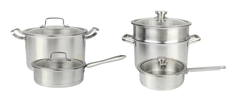 stainless steel cooker set factory