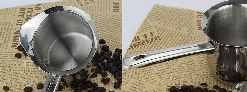 stainless steel milk pot wholesale