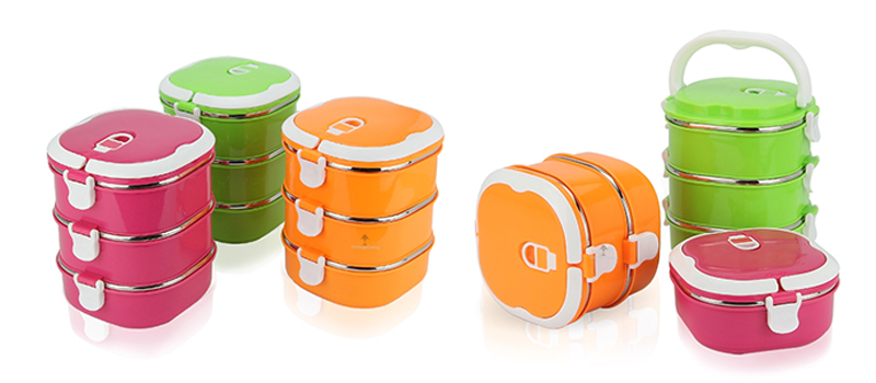 tiffin lunch box food container import