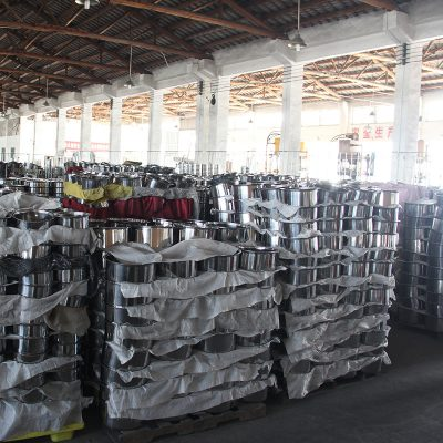 stainless steel kitchenware factory import